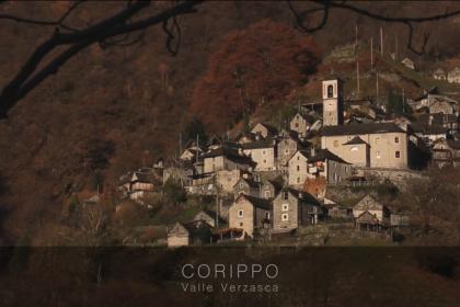 El pueblo más pequeño de Suiza se reinventa como hotel difuso