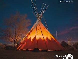 """Resistencia y orgullo"""": Survival anuncia los ganadores del concurso de fotografía del calendario 2021"""
