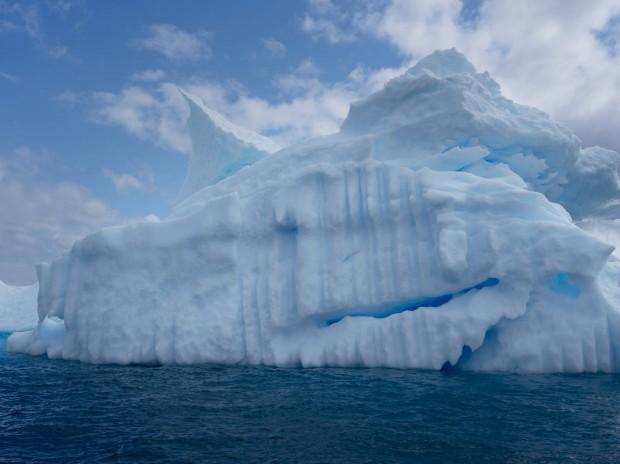 El sonido de la Antártida