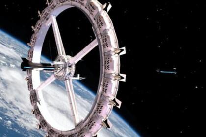 Primer hotel espacial se inauguraría en 2027