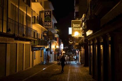 Agonía del turismo nocturno de la isla de Ibíza