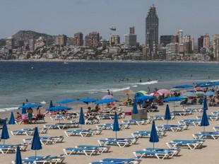 """La patronal hotelera de Valencia está recibiendo reservas británicas """"masivas"""" para el verano"""