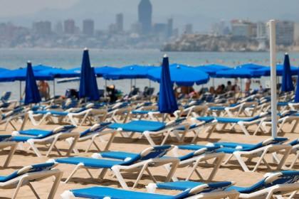 El verano más negro del turismo en España
