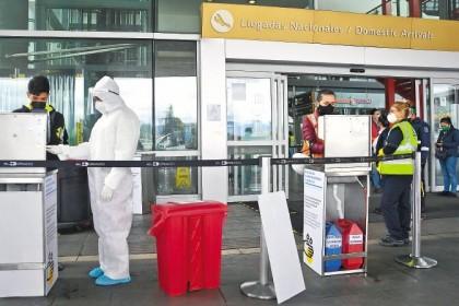 La industria aérea de Colombia se prepara para retomar operaciones